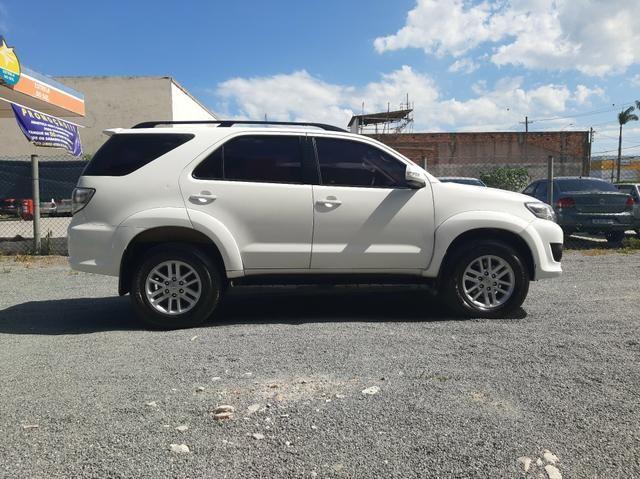 Toyota Hilux SW4 2.7 Flex 2012/2013 único dono automática - Foto 6