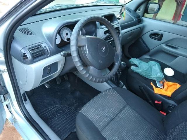 Renault Clio sedan 1.6 completo - Foto 16