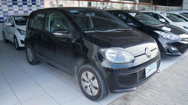 Volkswagen up 1.0 mpi move preto rinaldo teixeira