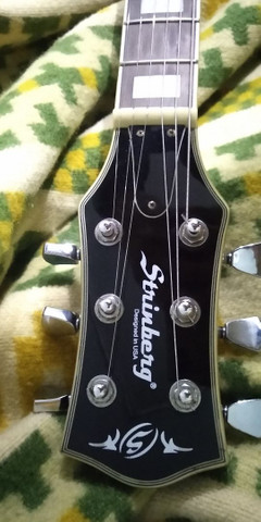 Guitarra Les Pau Strinberg - Foto 3