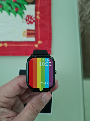 Smartwatch P8 Pro tela. 1.75 - Foto 2