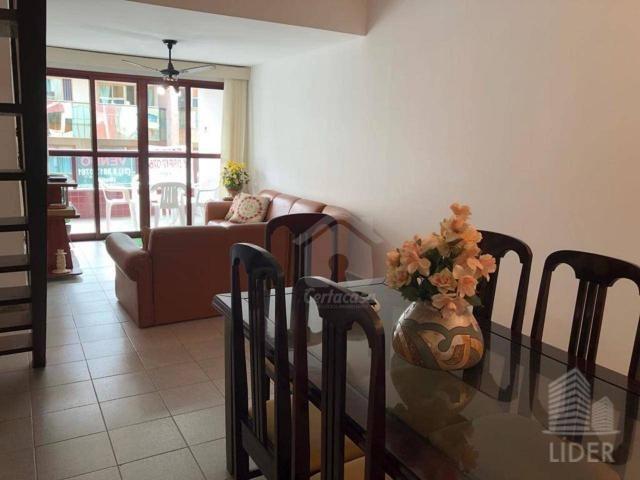 Cobertura com 4 dormitórios à venda, 260 m² por R$ 1.550.000 - Passagem - Cabo Frio/RJ - Foto 19