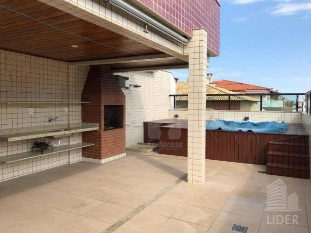Cobertura com 4 dormitórios à venda, 260 m² por R$ 1.550.000 - Passagem - Cabo Frio/RJ - Foto 7