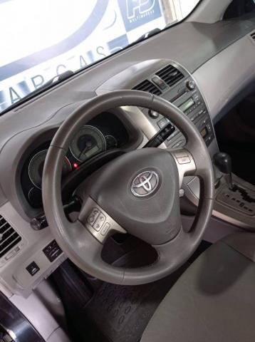 COROLLA 2008/2009 1.8 XEI 16V FLEX 4P AUTOMÁTICO - Foto 11