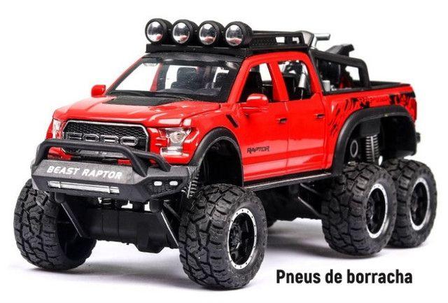 Caminhonete Ford Raptor - Foto 4