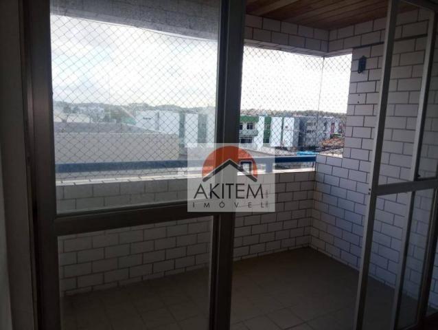 Apartamento com 3 dormitórios à venda, 115 m² por R$ 400.000 - Jardim Atlântico - Olinda/P - Foto 12