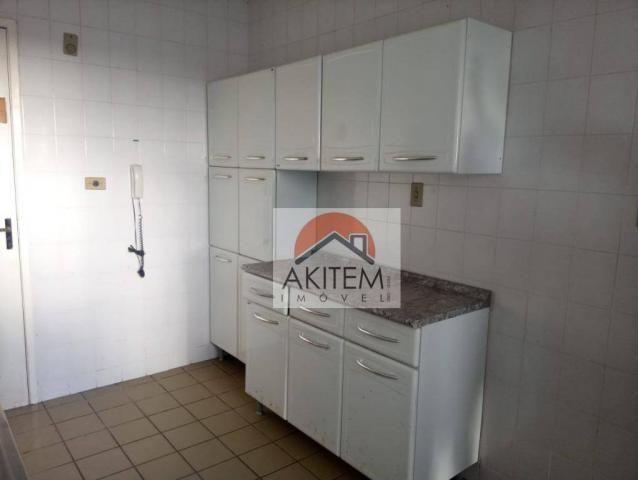 Apartamento com 3 dormitórios à venda, 115 m² por R$ 400.000 - Jardim Atlântico - Olinda/P - Foto 7