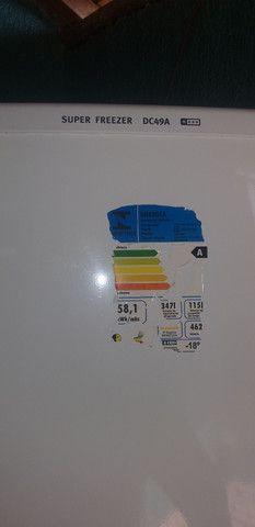 Vendo geladeira Electrolux 462l  R$1.300 - Foto 3