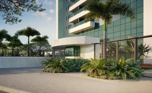 FG*Apartamento 4Qts alto padrão-135M² 3suítes-Ilha do Retiro -Varanda Gourmet