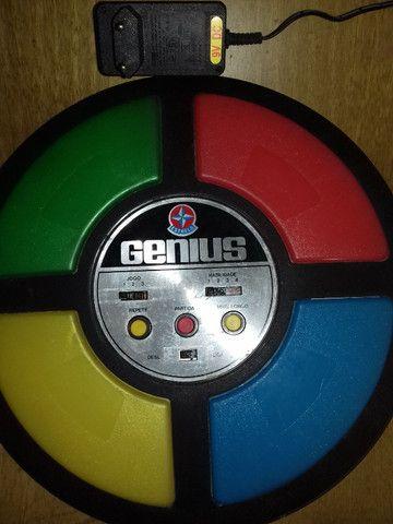 Genius Da Estrela Brinquedo Da Década De 80