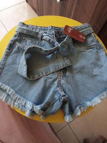 Langeri e shorts jeans - Foto 6