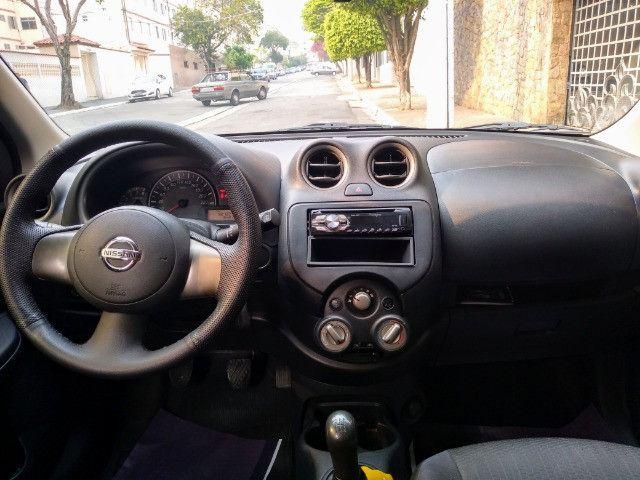 Nissan March 1.0S Flex - Foto 6
