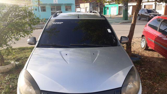 Carro Sandero 2012 completo - Foto 6