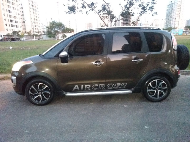 Aircross exclusive 1.6 manual 2011