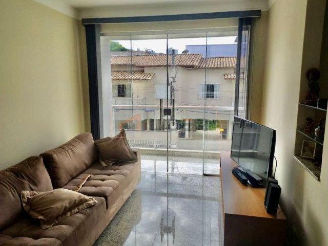 Apartamento com 02 Quartos + 01 Suíte no Bairro Vila Lenira