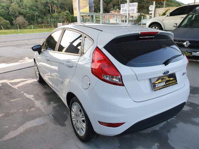 Ford-Fiesta SE 1.6 Flex Ano 2018 Único Dono!!! - Foto 4
