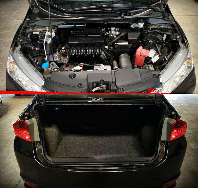 Honda City EXL 1.5 Flex Automático - Foto 4