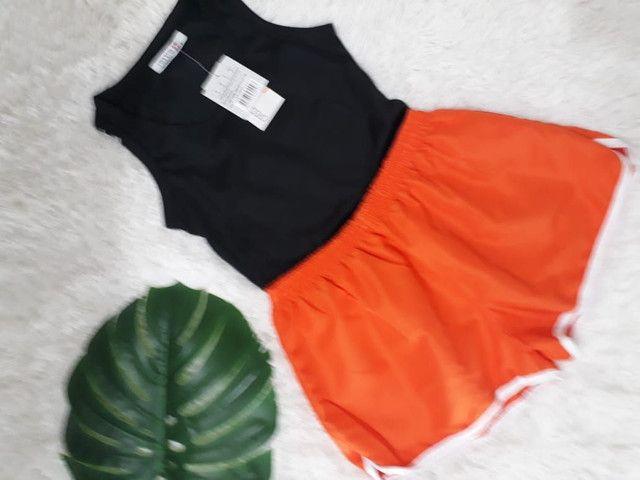 Saldo Shorts Tactel Feminino - Foto 5