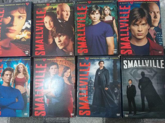 Dvd de Smallville  - Foto 2