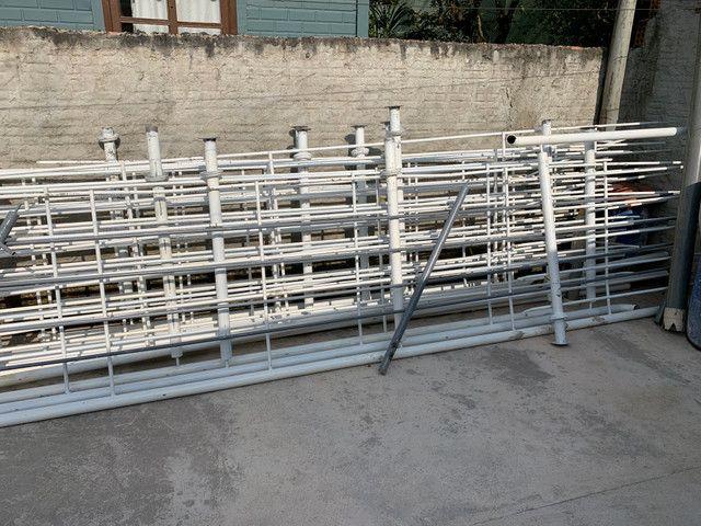 Aço - Grades e Canos - Foto 2