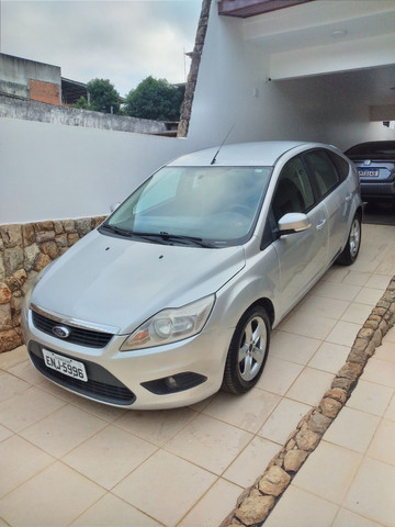 Ford Focus Harct 2010 1.6