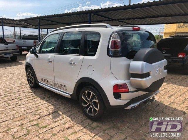 Citroën AIRCROSS Exclusive 1.6 Flex 16V 5p Aut. - Foto 3