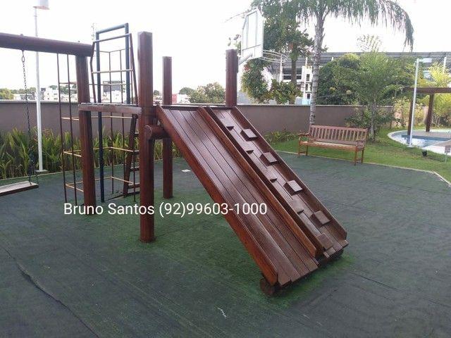 Smart Residence, 106m², Três dormitórios, próx ao Adrianópolis e Praça 14 - Foto 12