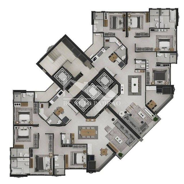 APARTAMENTO 4 suítes no Ed. NEW YORK Apartaments - Centro - Balneário Camboriú/SC - Foto 7