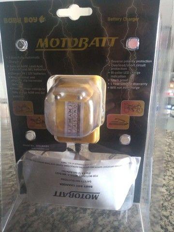 Carregador Bateria Moto Jet Ski Quadriciclo - Foto 2
