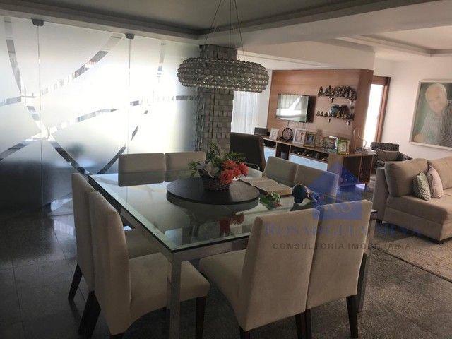 Apartamento para Venda em Maceió, Ponta Verde, 3 dormitórios, 3 suítes, 4 banheiros, 3 vag - Foto 5