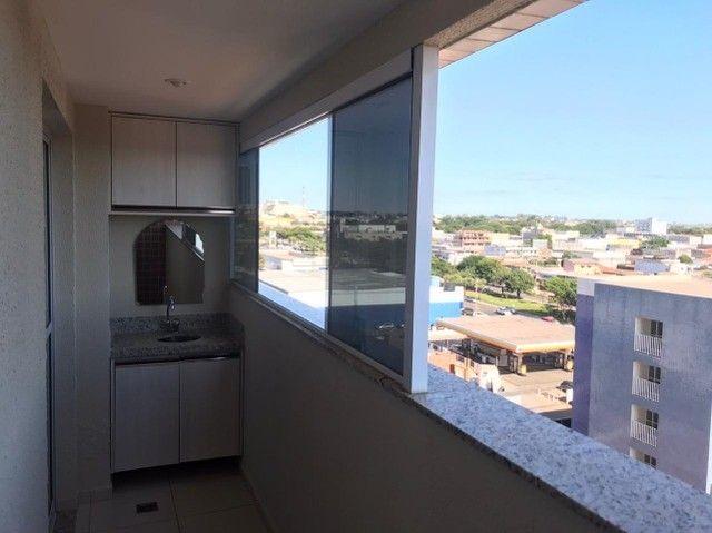 Residencial vivace- Lindo Apt 2qts com varanda e armários planejado só 390mil - Foto 3