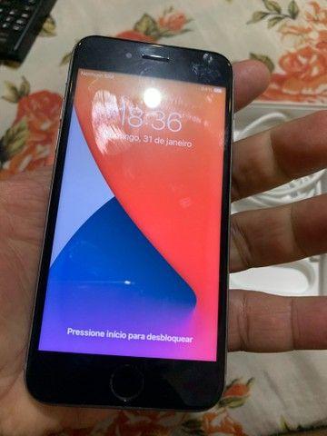 iPhone 6s 128gb novinho  - Foto 3