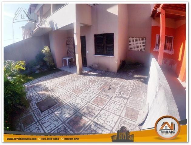 Casa com 2 dormitórios para alugar, 63 m² por R$ 800,00/mês - Maraponga - Fortaleza/CE - Foto 5