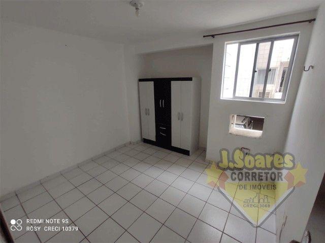 Aeroclube, 3 quartos, suíte, 70m², R$ 140 Mil C/Cond, Venda, Apartamento, João Pessoa - Foto 5