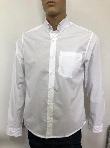 Camisas Sociais Slin - Foto 3