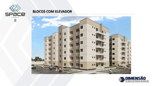 // Condominio space calhau 2, com 2 quartos // - Foto 6