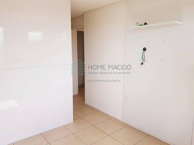 Apartamento para venda com 88 metros quadrados com 3 quartos em Farol - Maceió - AL - Foto 13