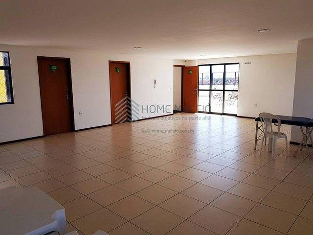 Apartamento para venda com 88 metros quadrados com 3 quartos em Farol - Maceió - AL - Foto 3