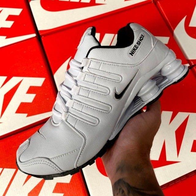 Tênis Masculino Shox 4 Molas da Nike - Frete Grátis Para todo o Brasil! - Foto 2