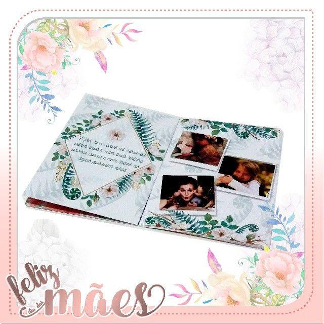 Album de Figurinhas personalizado Dia das Mães - Foto 5