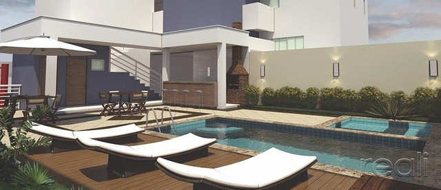 Apartamento à venda com 3 dormitórios em Parquelândia, Fortaleza cod:RL850 - Foto 2