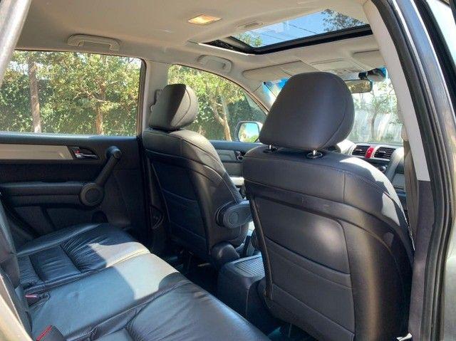 Honda CR-V Exl Awd 2011 - Única Dona - Foto 5