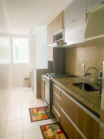 Alugo apartamento 2/4 na Jatiúca - mobiliado - Foto 3