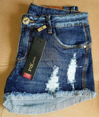 Bermudas Jeans PZK /Via Set - Foto 4