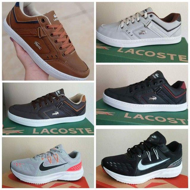 Sapato Nike,Adidas e 12 molas  - Foto 5