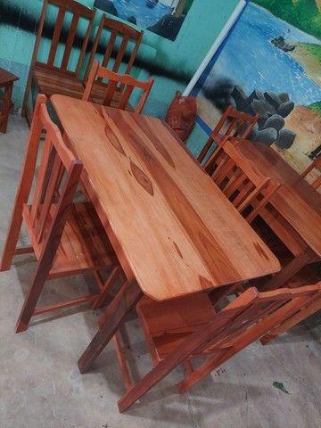 Mesa nova de macacauba