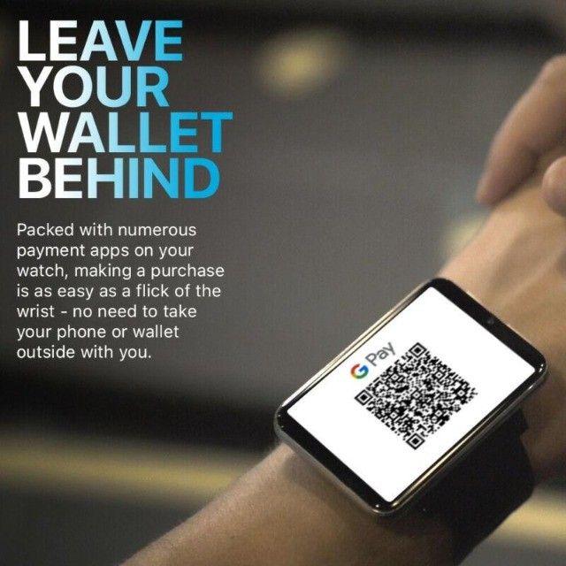 Relógio Inteligente  2,86 polegadas 3GB 32GB lcd 2700mAh  Android 7.1 4G Phone Smartwatch - Foto 6