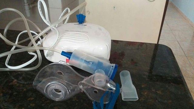 Nebulizador, Inalador e compressor.  - Foto 2