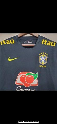 Camisetas da Seleção Brasileira - Foto 3