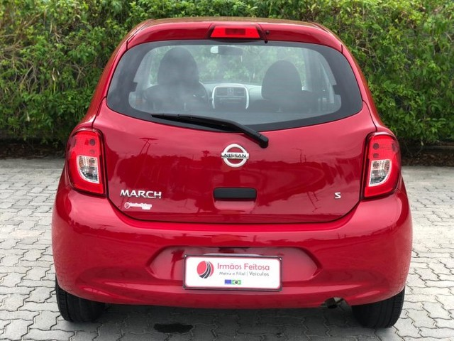 Nissan march 2018 1.0 s 12v flex 4p manual - Foto 4